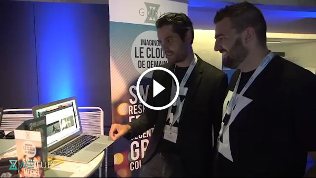 Micro Pitch de notre Smart Cloud : GURU au Innovation Day by Engie 2015 – @Mucem