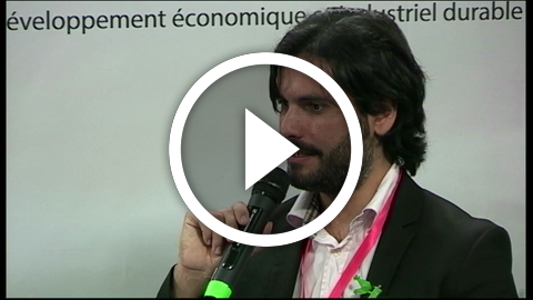 Pitch Sonora Labs – Julien Tournier – COP22 – EN