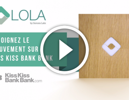 Say hello to LOLA™ – N°1