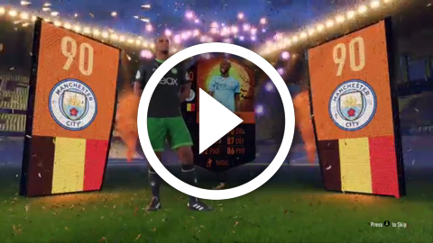 MY BEST PACKS IN FIVE DAYS PLAYING FIFA-KOMAPNY SCREAM CARD