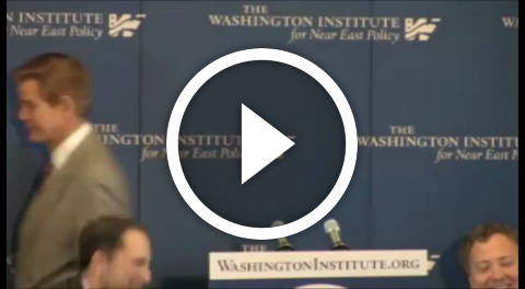 Patrick Clawson' SUGGESTS FALSE FLAG iRAN 2012 wASHINGTON iNSTITUTE