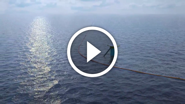 Un test grandeur nature pour The Ocean CleanUp