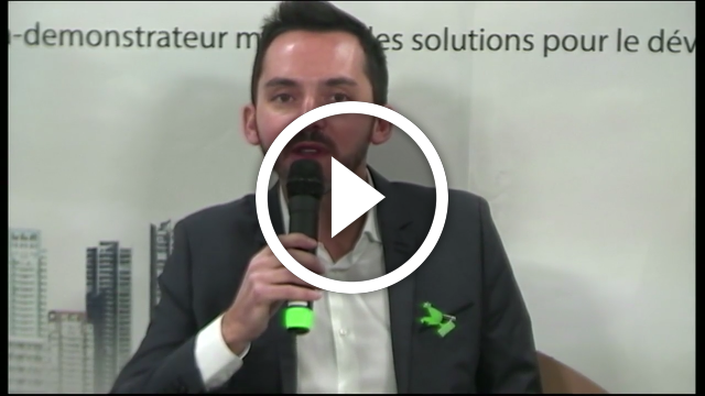 PITCH Ecologic sense – Romain GARDENAT – Business developer