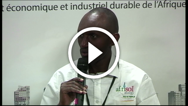 PITCH AMOS NGURU – AFRISOL ENERGY LTD – CEO